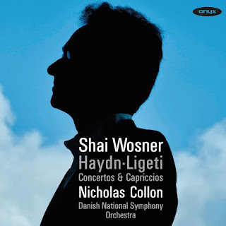 Shai Wosner - Haydn, Ligeti - Onyx Classics