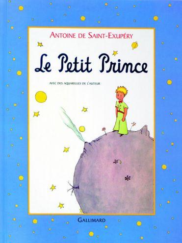 Mademoiselle SanDRillana: Si grand, le Petit Prince