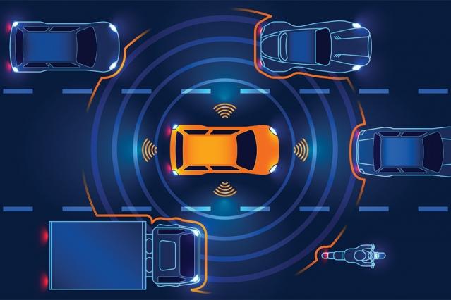 Making driverless cars change lanes more like human drivers do