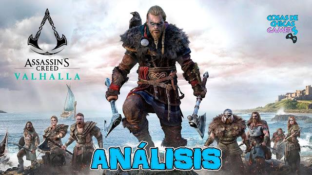Análisis Assassins Creed Valhalla en PS4