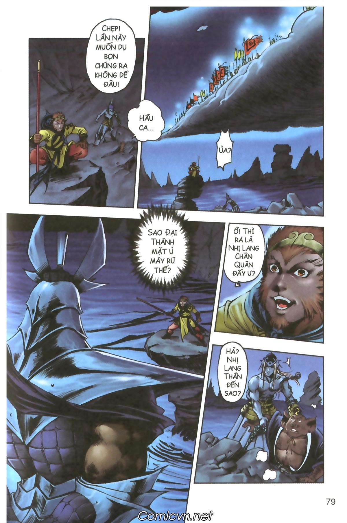Tây Du Ký màu - Chapter 111 - Pic 39