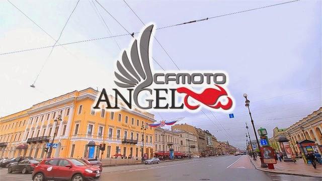 Ангел на Невском