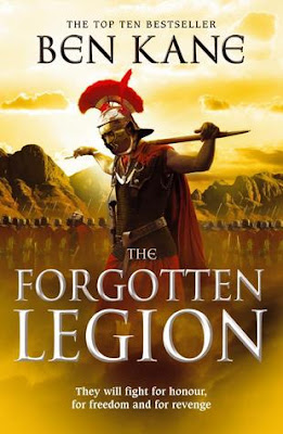 Review: The Forgotten Legion by Ben Kane
