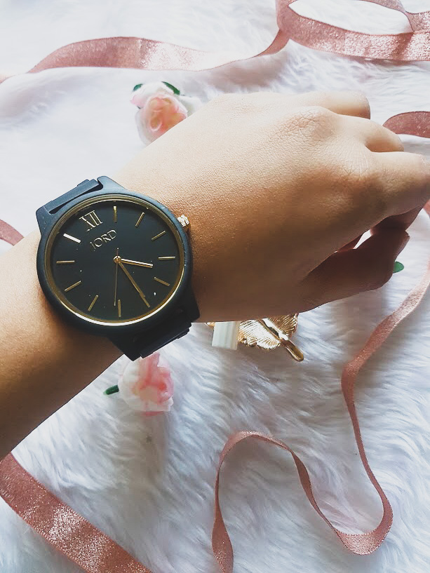 JORD WOODEN WATCH REVIEW WOMENS