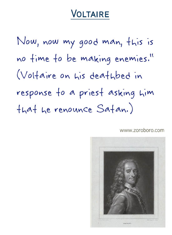 Voltaire Quotes. Self-knowledge Quotes, Wisdom Quotes, Thinking Quotes, Freedom of Speech, Morality Quotes & Truth Quotes. Voltaire Philosophy / Voltaire Thoughts
