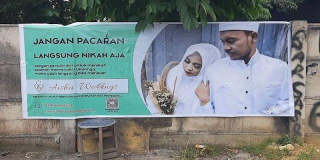Resmi Laporkan Aisha Wedding Ke Polda, Samindo: Promosi Usia Nikah 12 Tahun Menyesatkan