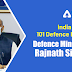 India bans 101 Defence items: Defence Minister Rajnath Singh