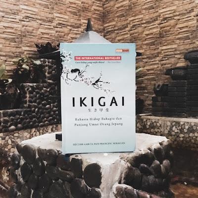 Review Buku IKIGAI, Hector Gracia & Francesc Miralles