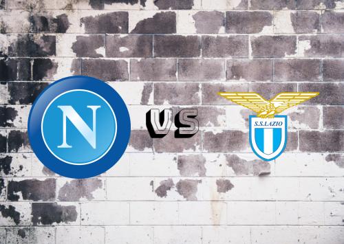 Napoli vs Lazio  Resumen