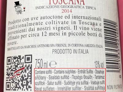 Beaux-Vins vin sulfites danger contient