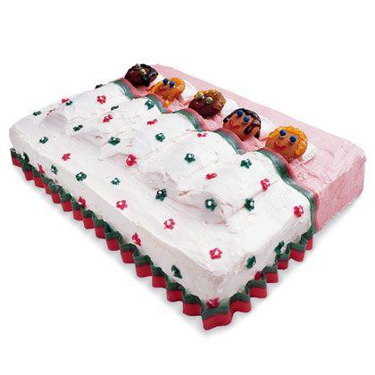 Sleepover Cake Recipe