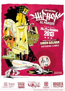 Hip Hop Al parque 2013