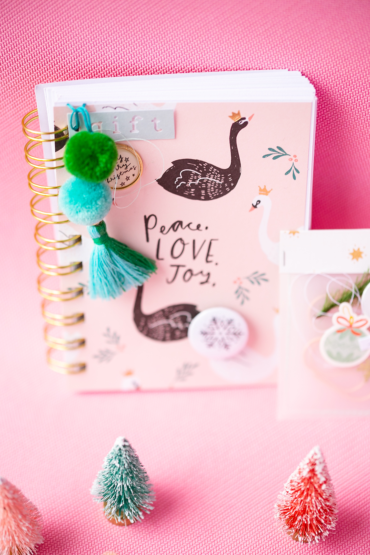 DIY Xmas gifts with American Crafts