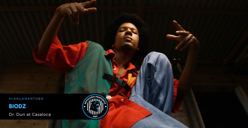Biodz mostra sua mistura de rap com reggae em seu primeiro EP