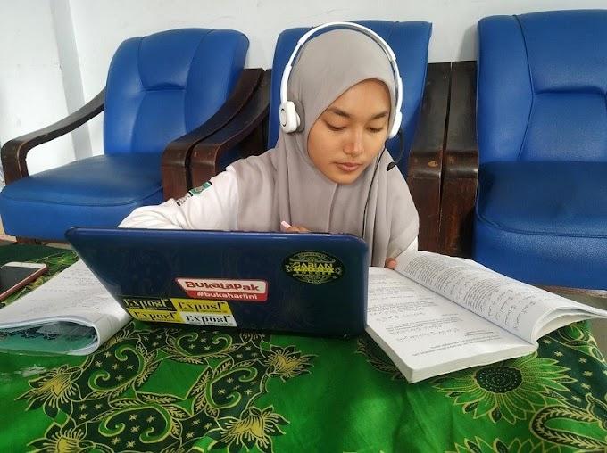 Pesantren Kilat Online SMAM 8 Gresik