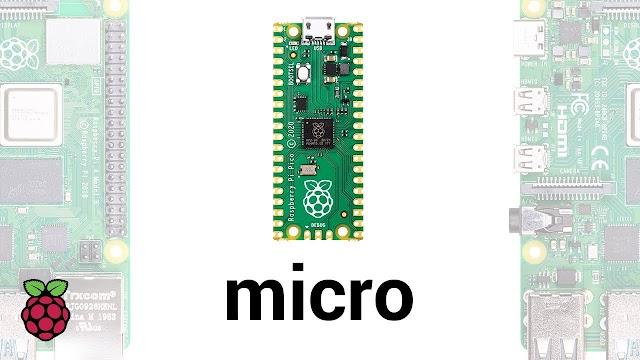 Raspberry Pi Pico es el primero con procesador personalizado 100%