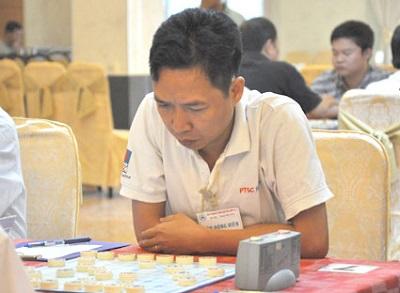 Tiểu sử kỳ thủ Uông Dương Bắc - Thuận Pháo Vương