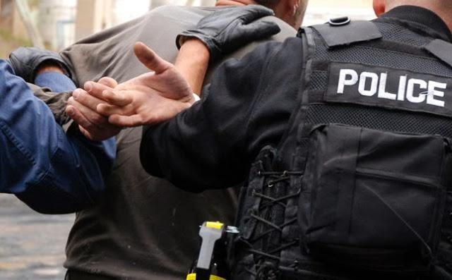 Συνελήφθησαν δύο αλλοδαποί στη Θήβα για κλοπή