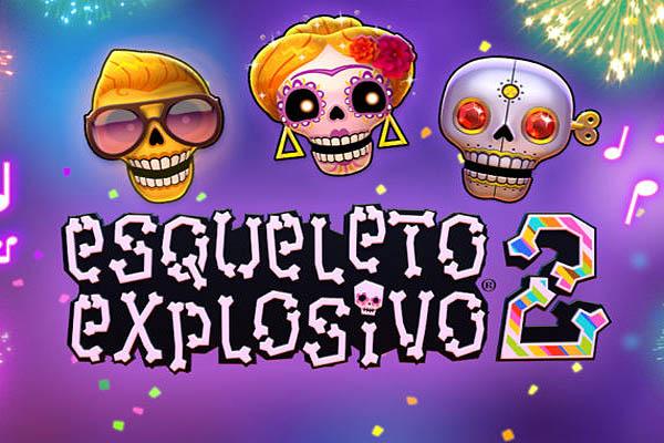 Main Gratis Slot Esqueleto Explosivo 2 (Thunderkick)
