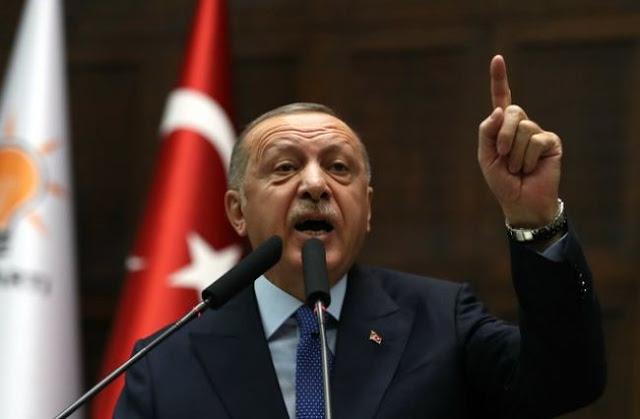 Ερντογάν: «Δεν ξεχνάμε το γράμμα που έστειλε ο Ντ. Τραμπ»
