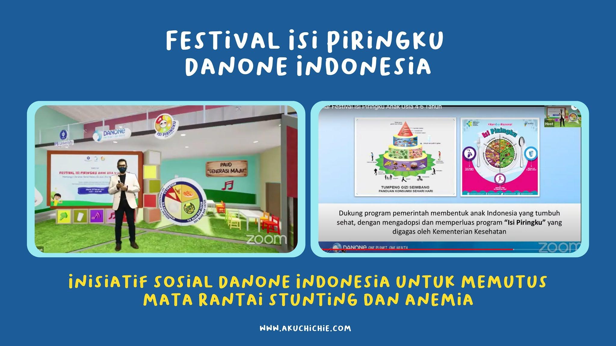festival isi piringku danone indonesia
