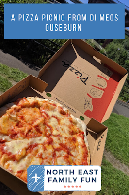 A Pizza Picnic from Di Meos Ouseburn