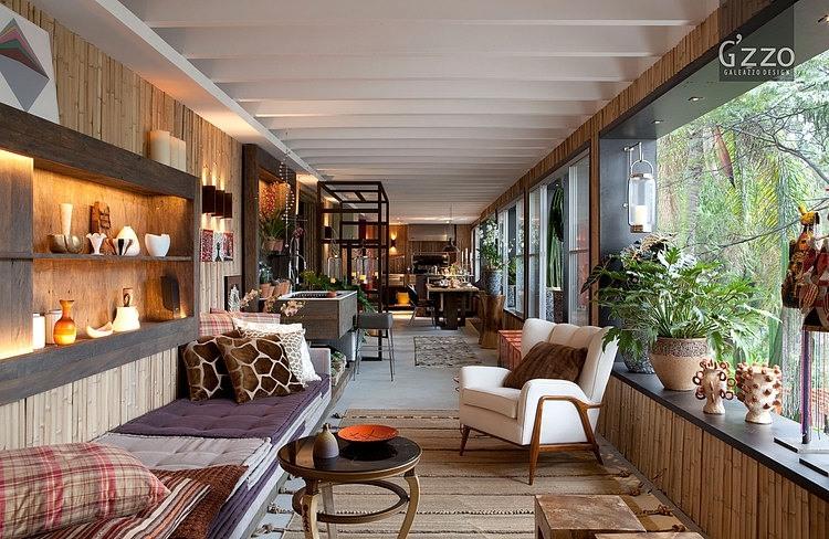 die wohngalerie gourmet auf ethno trip wenn bambus gold und natur die hauptrolle spielen. Black Bedroom Furniture Sets. Home Design Ideas