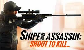 Sniper 3D Assassin Free Games Mod Apk v2.0 Unlimited Money Update