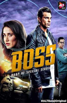 BOSS – Baap of Special Services Complete 2019 S01 Hindi 480p WEB-DL Full Show Download
