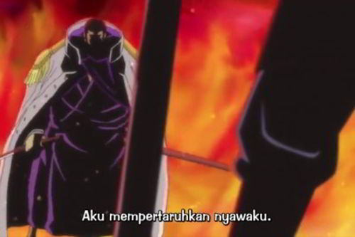 One Piece Episode 695 Subtitle Indonesia | Anime 21