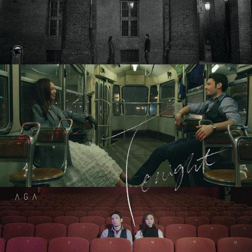 AGA 江海迦 - Tonight - 車仔歌詞 Chuulip Lyrics