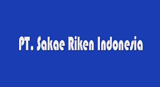 Loker SMA/SMK Terbaru Operator Produksi PT Sakae Riken Indonesia Karawang