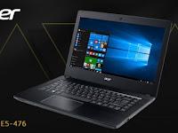 Acer E5 476G, Laptop Gaming Harga Miring