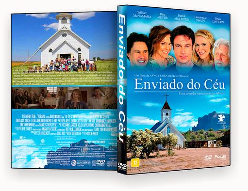 DVD-R ENVIADO DO CÉU 2018 – AUTORADO
