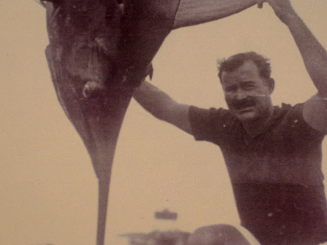 Ernest Hemingway, Old Man And The Sea