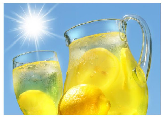 benefits of lemon water to drink