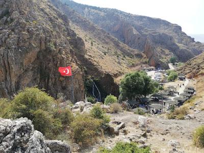 Homurlu Şelalesi Mesire Alanı