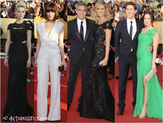 BEST+Sag1 Best & Worst Dressed: SAG Awards 2012