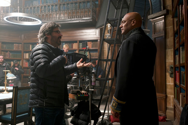 christian rivers directing colin salmon