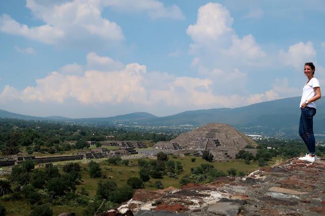 ciudad de mexico pirámides teotihuacán artes a golpe de objetivo