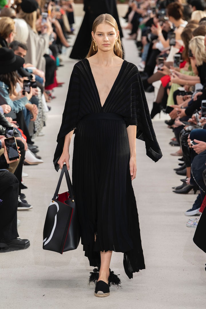 Eniwhere Fashion - PFW - Spring19 - Valentino