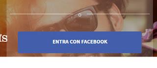 Como Iniciar sesion en Mobifriends con Facebook
