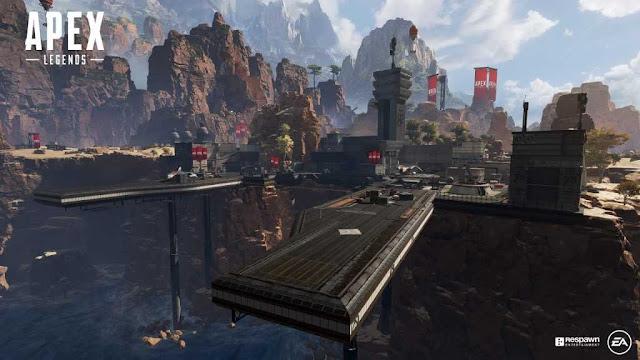 تحميل لعبة ابيكس ليجندز apex legends للاندرويد أحدث اصدار