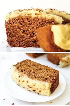 GLUTEN FREE RECIPES  Chai Spiced Quick Bread