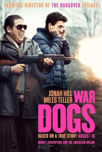 War Dogs (BRRip 720p Dual Ingles / Español Latino) (2016)