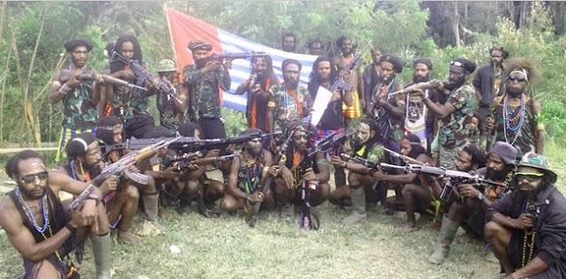 OPM Tantang Indonesia Perang: Tak Satupun Bom Menyentuh Tanah, Apalagi Melukai TPNPB!