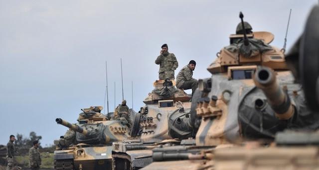 Γιατί η Τουρκία κινδυνεύει με Βατερλώ στη Συρία