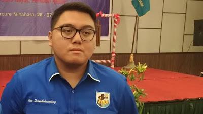 Ketua KNPI Sulut Berharap Penerima BST Digunakan Sebaik mungkin
