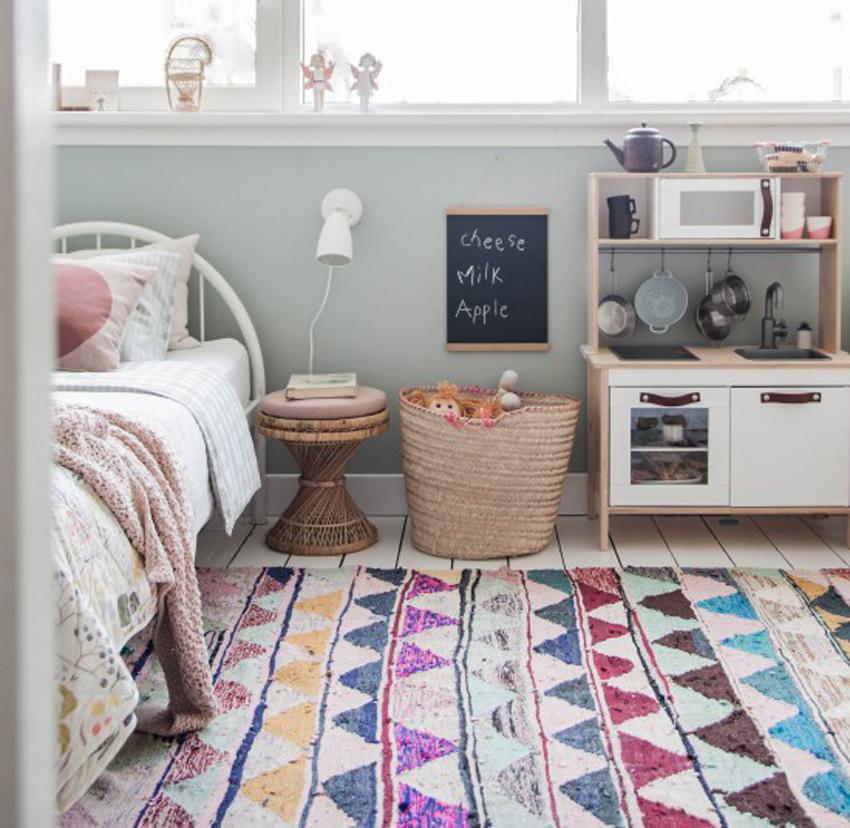decoracion dormitorio niña