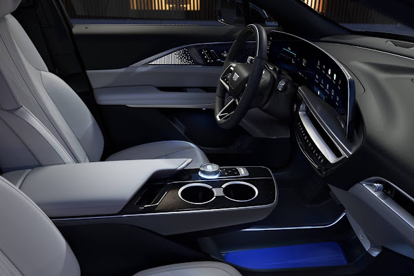 Cadillac Lyric: SUV elétrico tem preço definido em US$ 59.990 - EUA